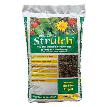 Strulch Dual Action Garden Mulch