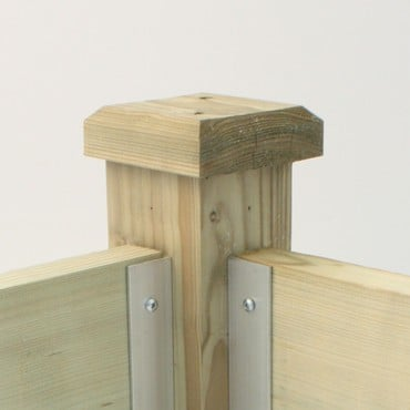 Superior Raised Bed Post Cap