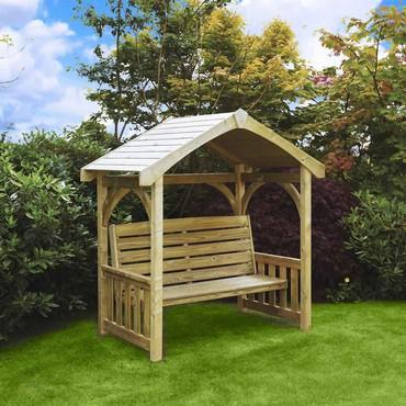 Wooden Appleton Arbour