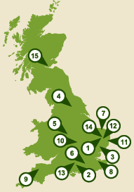 UK Locations