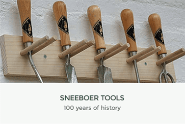 Garden Tools by Sneeboer
