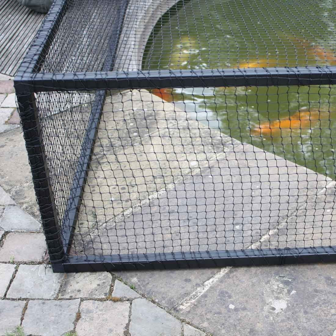 Pond Protection Covers Netting Harrod Hoticultural