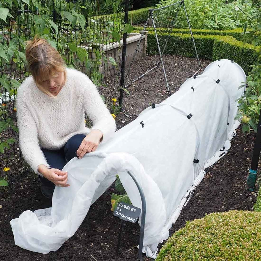 Garden Fleece & Plant Jackets