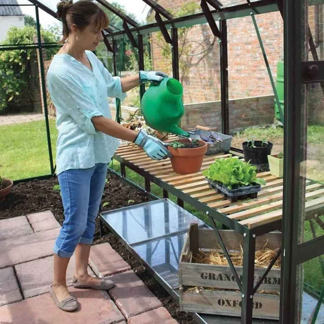 Greenhouse Staging & Benches