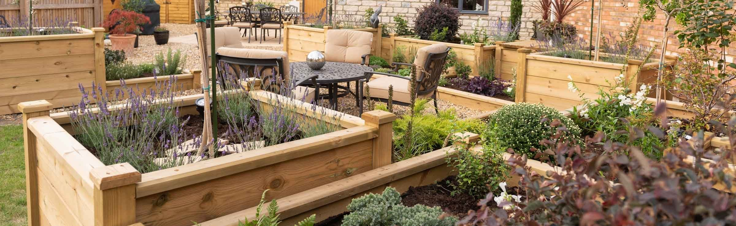 Raised Garden Beds Buy Online At Harrod Horticultural