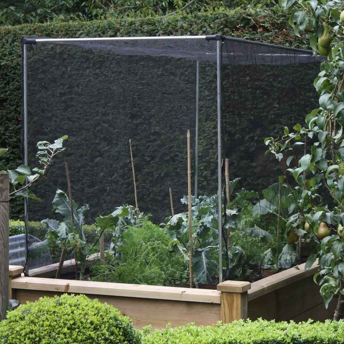 Wooden Raised Bed Protection Covers