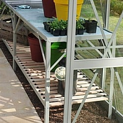 Freestanding Greenhouse Staging
