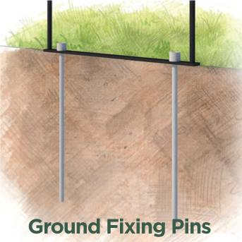 Ground Fixing Pins Image