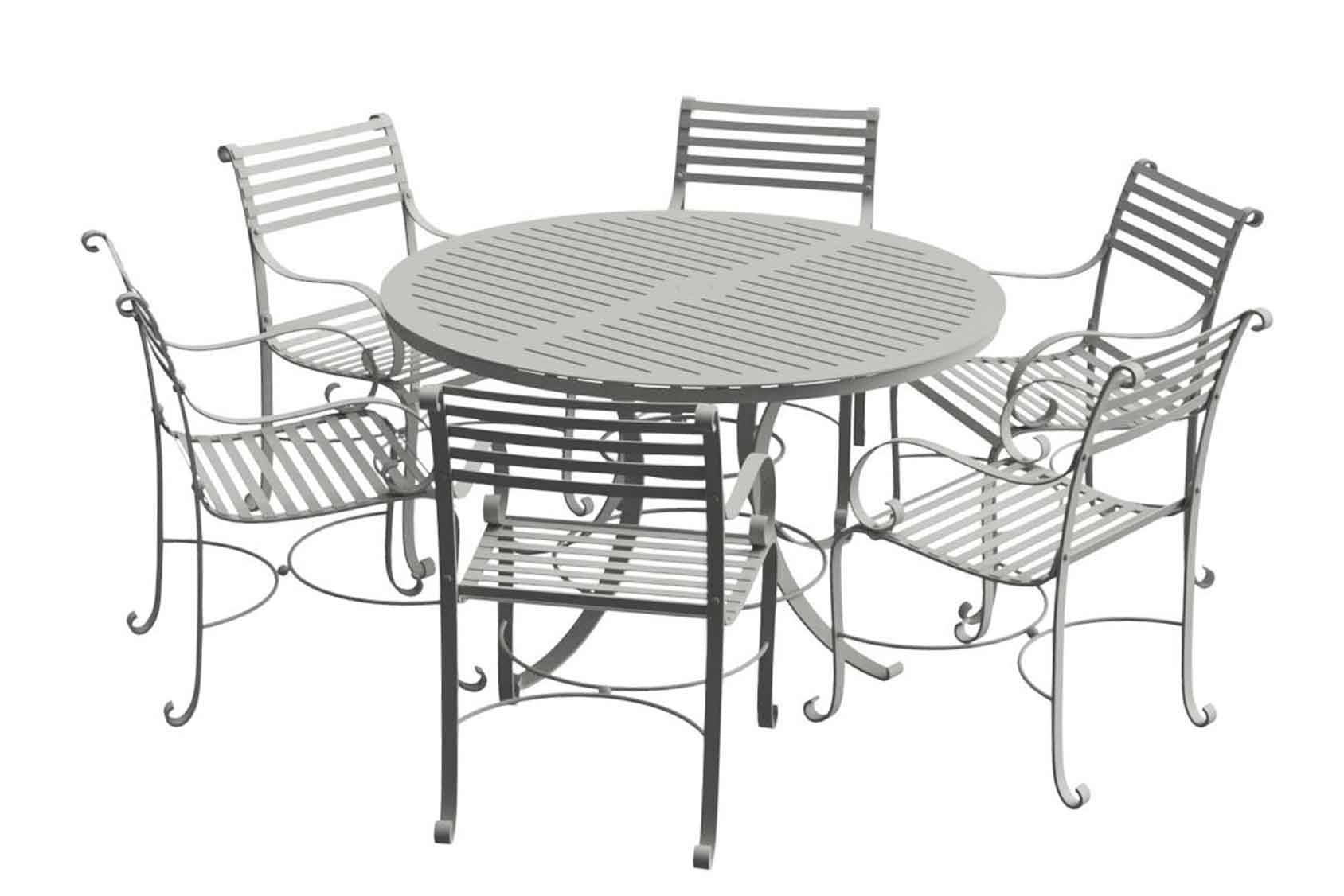 Southwold Round Dining Table Sets 2