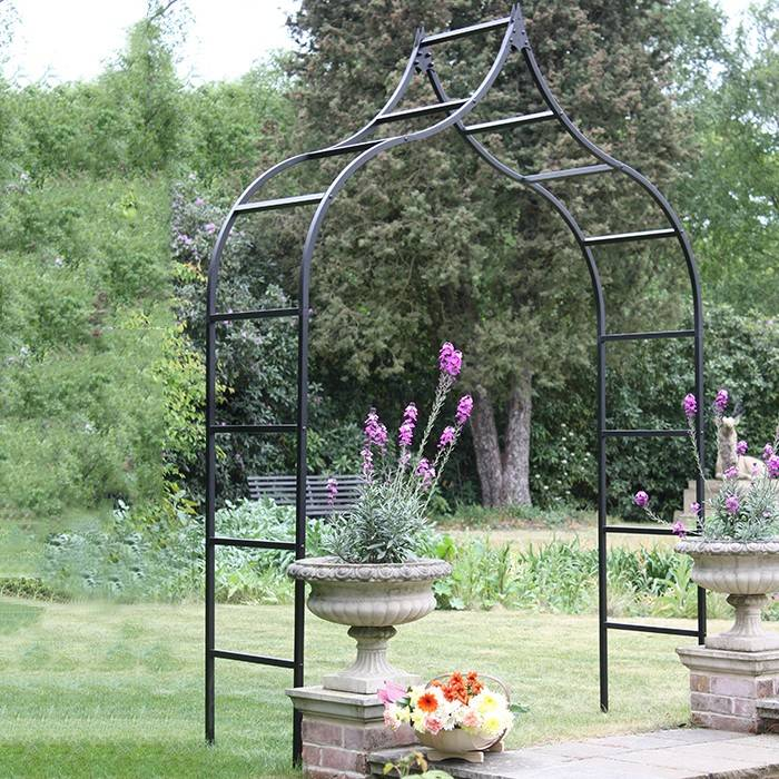 Wonderful Ogee Garden Arch Image