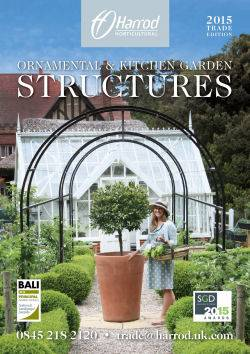 Structures Catalogue 040315