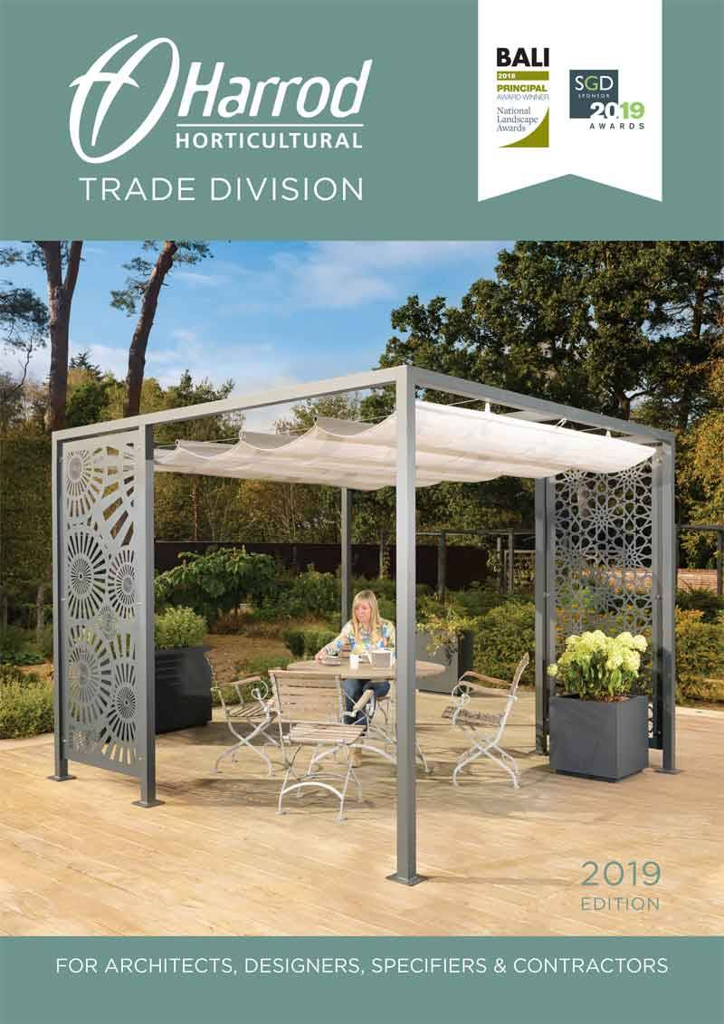 Trade Catalogue Front Cover Panel 2019