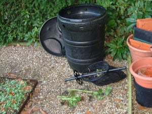 Compost Tea Maker