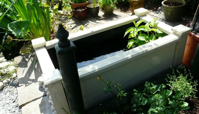 2ft x 4ft Raised Bed Pond Kit, Mr Mahoney - Essex