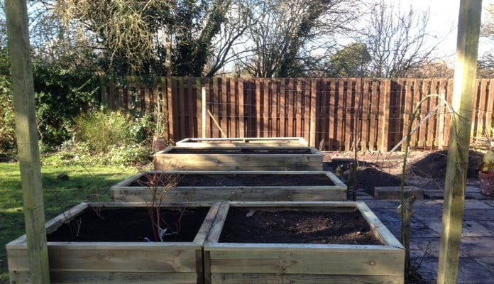 4ftx4ft, 4ftx8ft Standard Raised Beds, Horticology Garden & Home Maintenance, Nottinghamshire