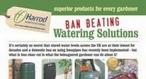 Ban-Beating Watering Solutions - April 2012