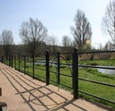 Walled Garden Estate Fence&Gate