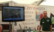 Composting at the Royal Norfolk Show