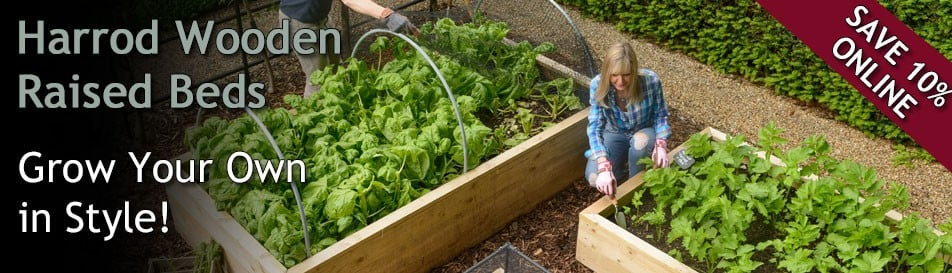 Award Winning Raised Beds - Made in the UK