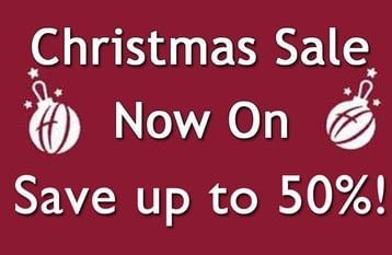 Christmas Sale Now On!
