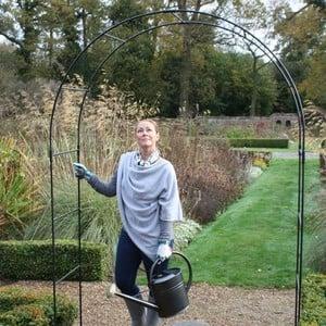 Harrod Vintage Wire Arch - Matt Black