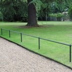 Harrod Low Boundary Fencing