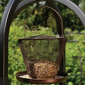 Collapsible Bird Tray Feeders