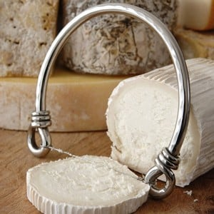 Polished Knot Cheese Wire