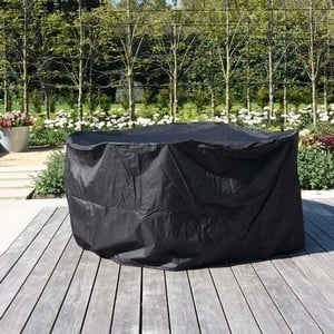 Made From High Quality Pvc Backed Polyester Material, These Charcoal Coloured Furniture Covers Are Uv Protected With Waterproof Taped Seams. The Surfa