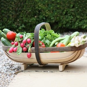 The Trugs Have Been Hand Crafted Using The Same Methods For Over 200 Years And Use The Finest Materials To Create A Harvesting Trug That Is Not Only P