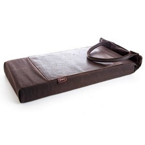 Heritage Waxed Cotton And Leather Kneeler