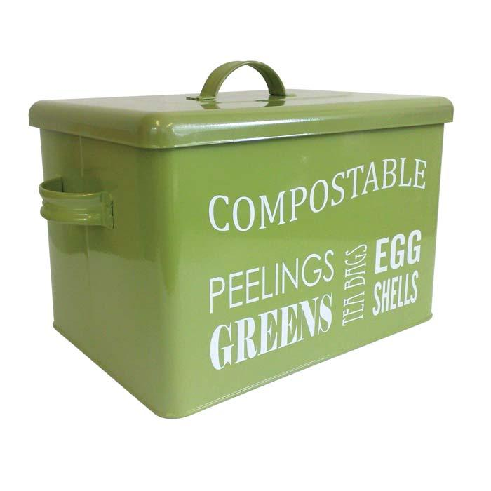 kitchen compost bin harrod horticultural uk. Black Bedroom Furniture Sets. Home Design Ideas
