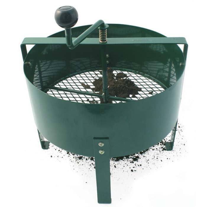 Rotary Soil Sieve Garden Supplies at Harrod Horticultural