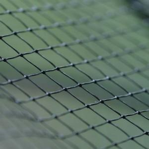 Our Extra Heavy Duty Bird Netting Is Made From Extruded Polypropylene To Create A Rigid Plastic Net With A 16mm X 16mm Square Mesh, And Is Used As Sid