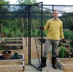Additional Steel Fruit Cage Door Kit