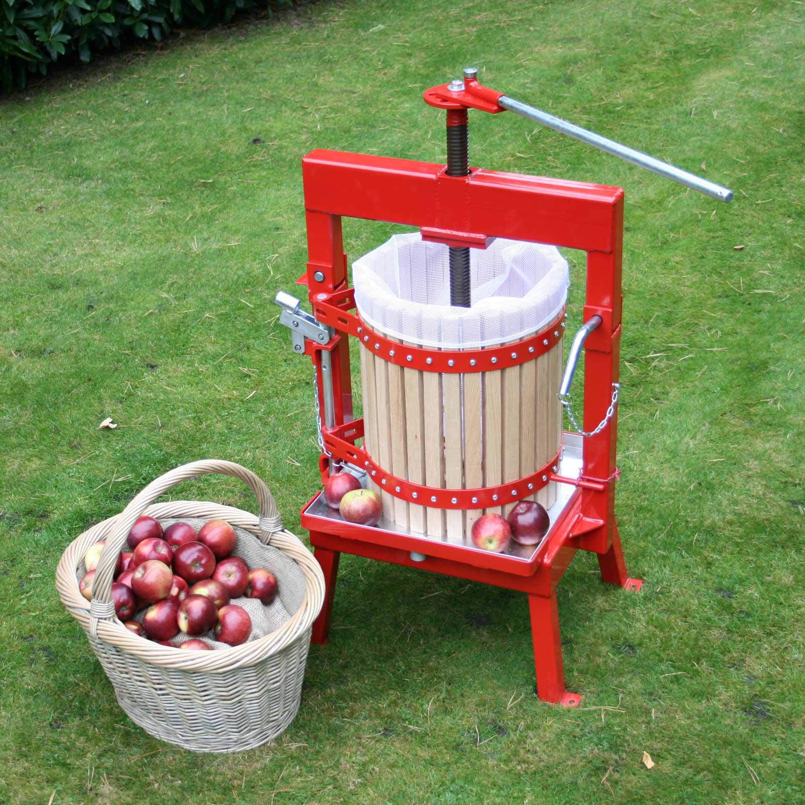 Leisure Time Cross-beam Fruit Press (36 Litres)