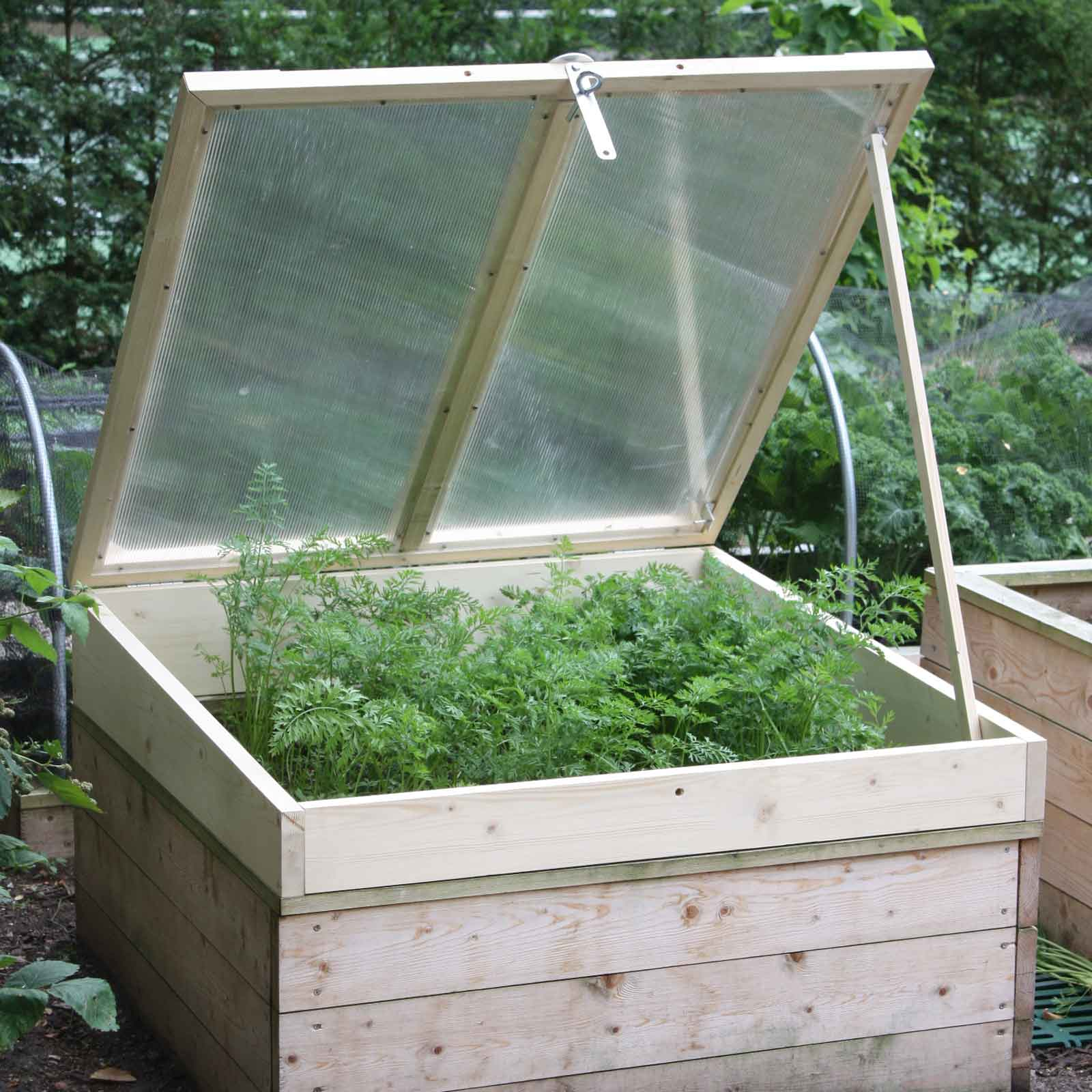 Wooden Cold Frame Harrod Horticultural Uk