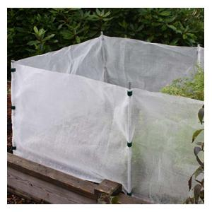 Anti Carrot-fly Screen Will Put A Stop To The Aerial Progress Of The Low Flying Carrot-fly, A Perennial Pest For Growers Of Carrots, Parsnips, Parsley