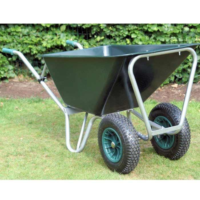 County Mammoth Garden Wheelbarrow. Loading Zoom