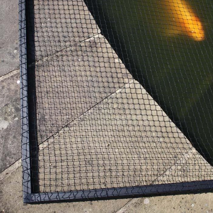Steel Pond Covers Harrod Horticultural Uk