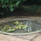 Harrod Slot and Lock® Flat Aluminium Pond Covers