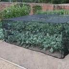 Harrod Slot & Lock® Black Vegetable Cage (1.2m H)