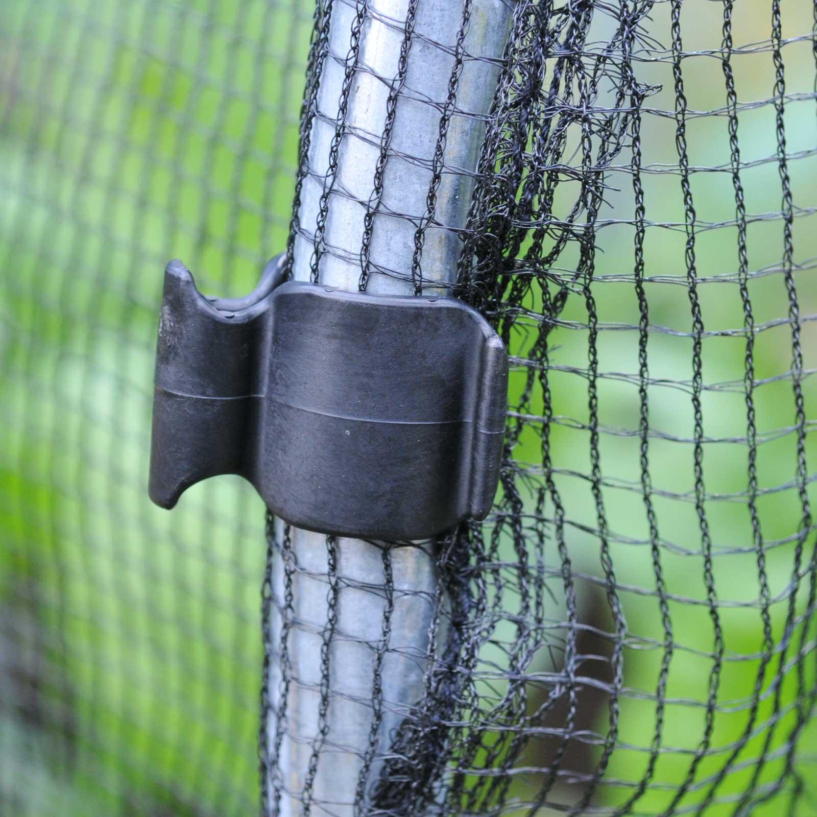 Plants & Plant Care 19mm Plastic Hoop Clips (10 Pack)