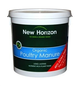 new horizon pelleted poultry manure harrod horticultural. Black Bedroom Furniture Sets. Home Design Ideas