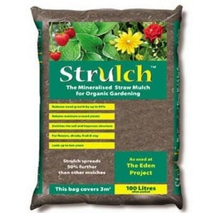 Strulch Garden Mulch Is Used By Famous Sites Such As Rhs Wisley, Ryton Organic Gardens, The Eden Project And Has Been Featured On Bbc Gardeners World