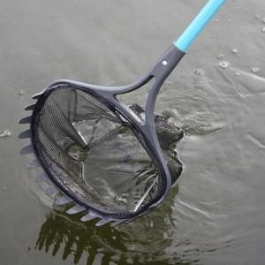 The Ultimate Water Gardening Tool, The Pond Shark Net Features A Telescopic Handle (1. 5m Long Extending Up To 2. 4m) For Reaching Out To Deep Water I