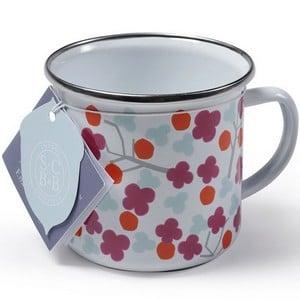 Sophie Conran Enamel Mug - Cherry Blossom