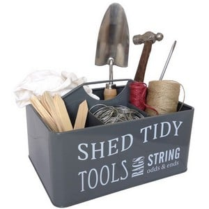 Shed Tidy Grey