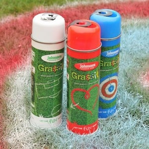 Lawn Graffiti Grass Spray