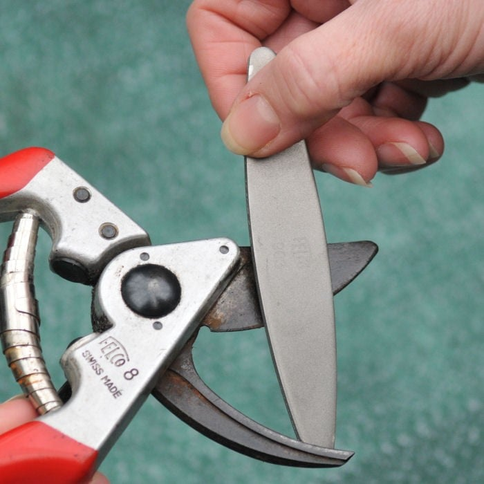 Felco Diamond Steel Tool Sharpener - Harrod Horticultural